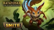 SMITE - God Reveal - Ratatoskr, The Sly Messenger
