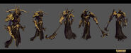 Hades 'Retro' model