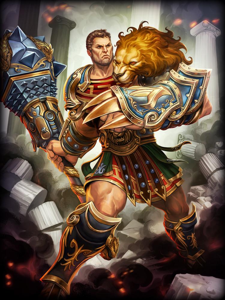 Zeus In Hercules