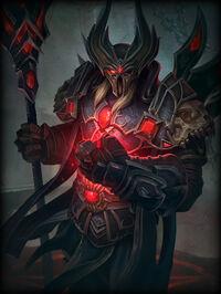 Odin DreadKnight Card