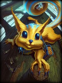 Ratatoskr Golden Card