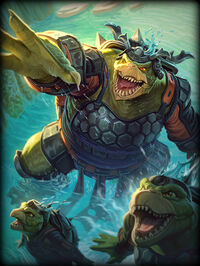 Kuzenbo Honorbound Card