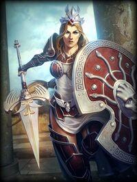 Athena HighCounselor Card