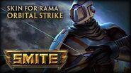 New Rama Skin Orbital Strike