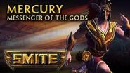 SMITE - God Reveal - Mercury, Messenger of the Gods