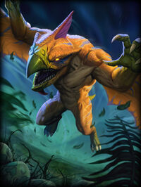 Camazotz Jurassic Card