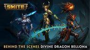 SMITE - Behind the Scenes - Divine Dragon Bellona