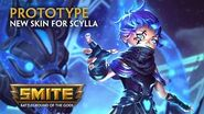 SMITE - New Skin for Scylla - Prototype