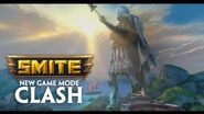 SMITE Dev Talk - Clash (New Game Mode)