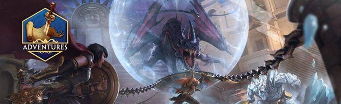 Corrupted Arena Banner