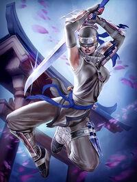 Nemesis Ninja Card