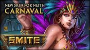 New Neith Skin Carnaval Queen