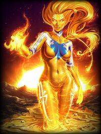 Sol Golden Card