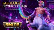 SMITE - New Skin for Chiron - Fabulous