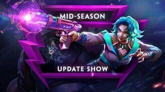 SMITE - Update Show VOD - Mid-Season Update