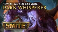New Ah Muzen Cab Skin Dark Whisperer