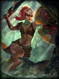 Athena Amazon Card