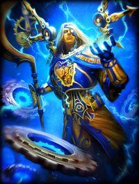 Chronos Golden Card