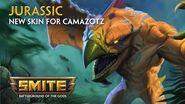 SMITE - New Skin for Camazotz - Jurassic
