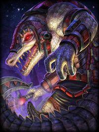 Sobek DeathDealer Card