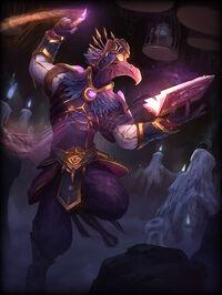 Thoth Vizier Card