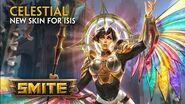 SMITE - New Skin for Isis - Celestial
