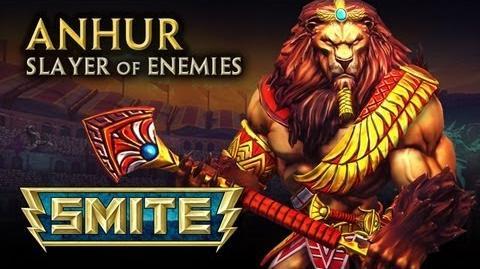 SMITE God Reveal - Anhur, Slayer of Enemies