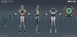 AmaterasuDivineBeats Concept3