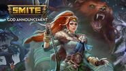 SMITE - God Announcement - Artio, The Bear Goddess