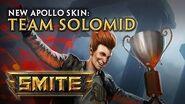 New Apollo Skin Team SoloMid
