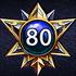 Achievements GodMastery 80