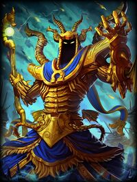 Hades Golden Card