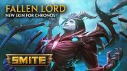 SMITE - New Skin for Chronos - Fallen Lord