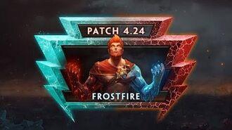 SMITE Patch Notes VOD - Frostfire (Patch 4.24)