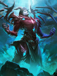 Chronos FallenLord Card