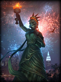 Nox LadyLiberty Card