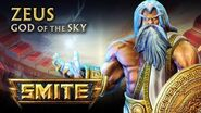 SMITE - God Reveal - Zeus, God of The Sky