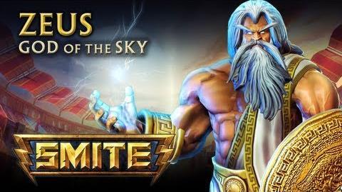 SMITE - God Reveal - Zeus, God of The Sky