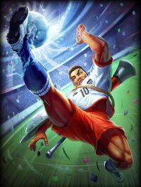 Xbalanque JaguarFootballer Card