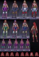 Terra 'Dropkick' Concept2