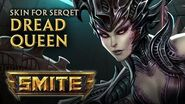New Serqet Skin Dread Queen