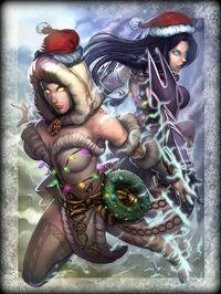 Hel JingleHel Card