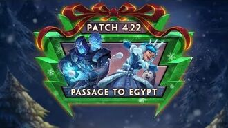 SMITE Patch Notes VOD - Passage to Egypt (Patch 4.22)