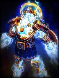 Zeus StormBringer Card