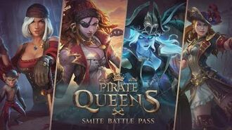 SMITE Battle Pass - Set Sail with the Pirate Queens!