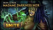 New Skin for Nox Madame Darkness