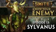 SMITE Know Your Enemy 13 - Sylvanus