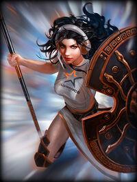 Athena Allegiance Card