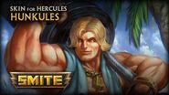 New Hercules Skin Hunkules