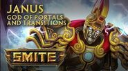 SMITE - God Reveal - Janus, God of Portals and Transitions